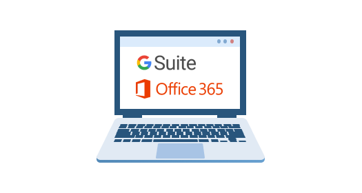 G Suite / Office 365 Backup Service