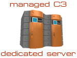 Managed C3 Dedicated Server
